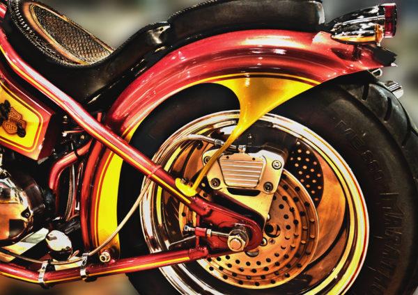 CUSTOM BIKE (Harley Davidson)