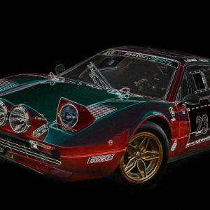 308 JCB (Ferrari 308 GTB Groupe 4)