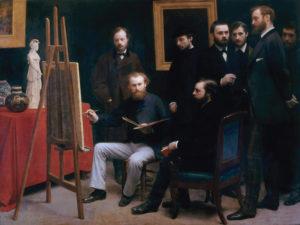 Réunion des impressionistes