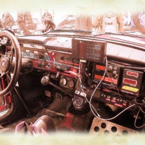 Invitation à la course 2 ( Volvo PV 544 1958-1965 - Monte Carlo historique 2018)