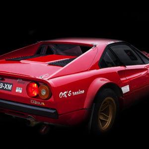 Racing 1 (Ferrari 308 GTB)